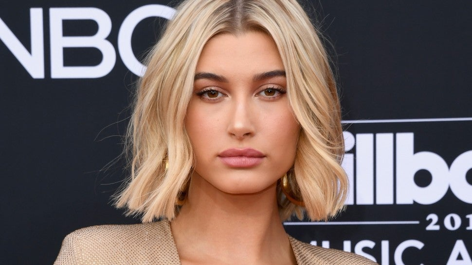 Hailey Bieber Says She Used to Cry 'All Night' With Anxiety