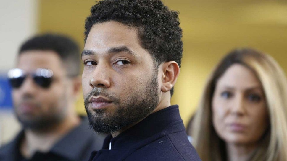 Chicago sues Jussie Smollett over costs of investigating alleged attack