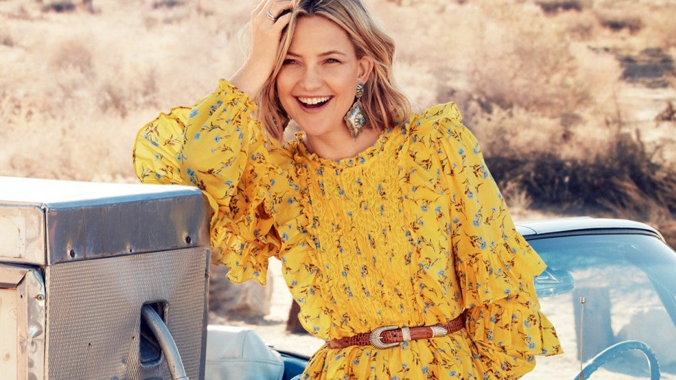 Kate Hudson's New Clothing Line Has Boho Chic Written All Over It