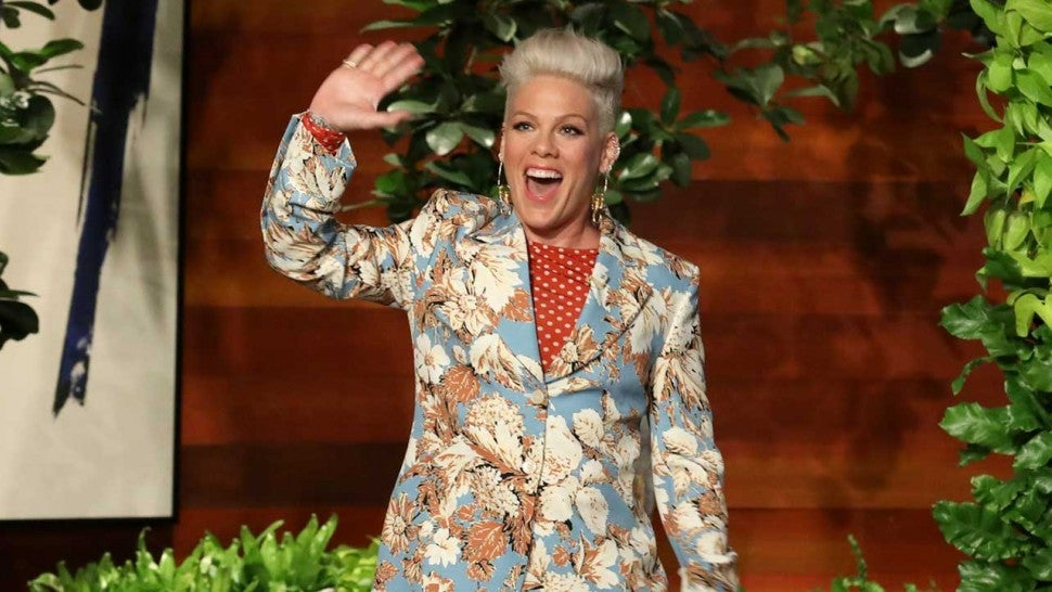 Pink Shares Why She Won't Post Her Kids on Social Media Anymore