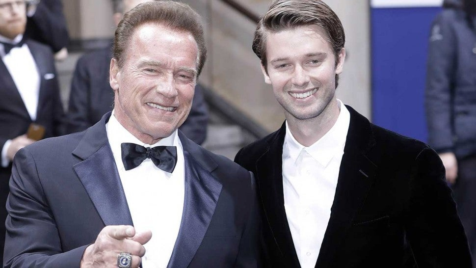 Patrick Schwarzenegger Reveals How His Dad Got Him to Stop Smoking Weed 4 Years Ago