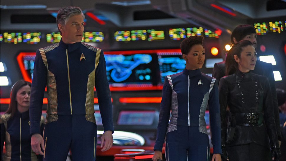 Star Trek: Discovery' Boss on the 'Satisfying,' Iconic
