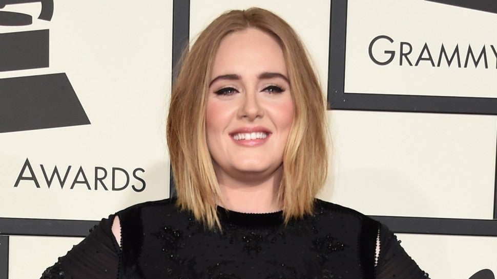 Adele gives Captain Hook a sexy twist for his Halloween costume