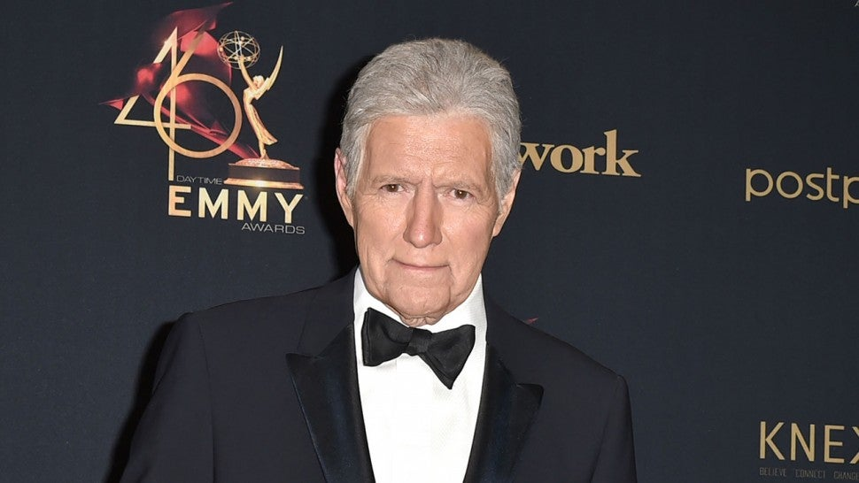 Alex Trebek Opens Up About The Pain Of His Pancreatic Cancer Treatment