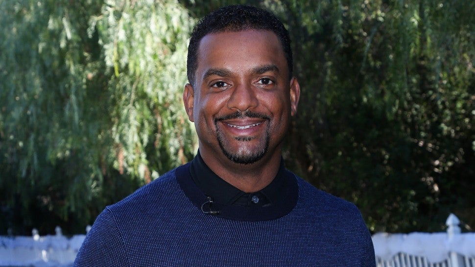 Alfonso Ribeiro Welcomes Daughter Ava Sue -- See the ...