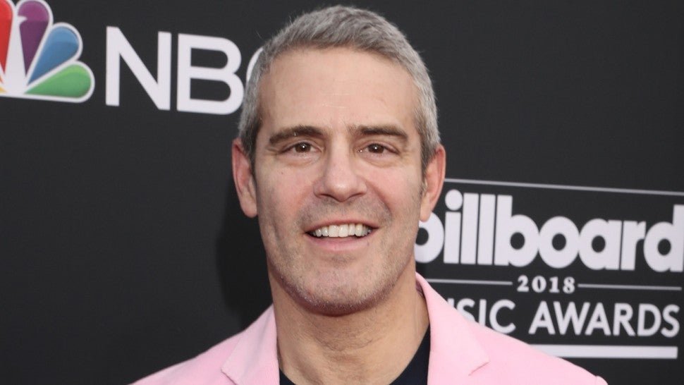 Andy Cohen Responds to Fan Who Accuses Him of Not Sending Condolences to Lisa Vanderpump After Her Mom's Death