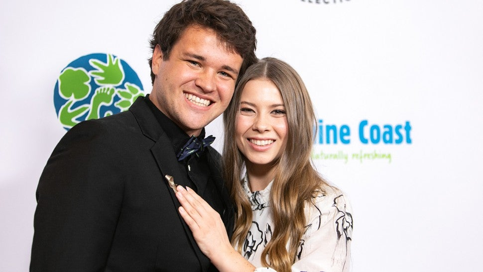 Bindi Irwin on the Sweet Sign Her 'Person' Chandler Powell Is Part of the Family Now (Exclusive)