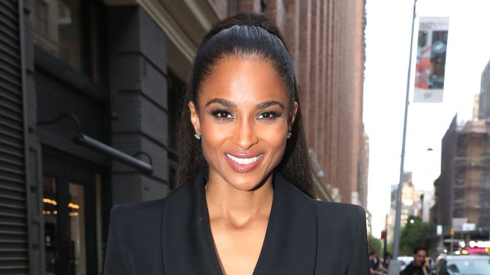 Ciara Says She's 'So Thankful' After Announcing She'll Be Attending Harvard's Business School