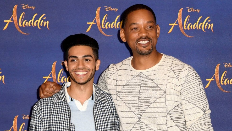Will Smith Mistook 'Aladdin' Co-Star Mena Massoud for 'Bold-A** Little Dancer' When They First Met (Exclusive)