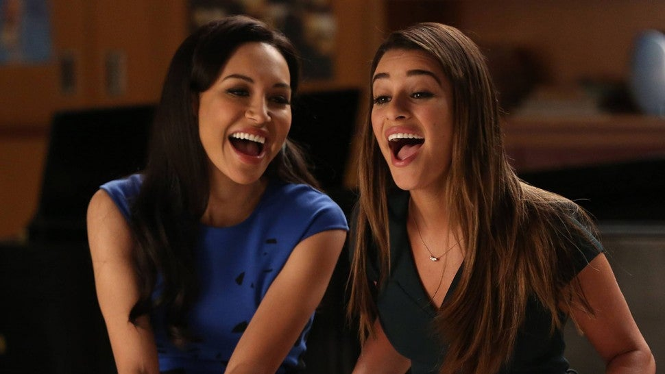 Lea Michele, Naya Rivera and More 'Glee' Stars on Show's 10-Year Anniversary -- and Possible Spinoff!