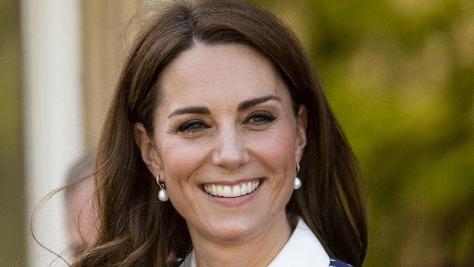 Duchess of Cambridge shows off gardening skills for Chelsea Flower Show