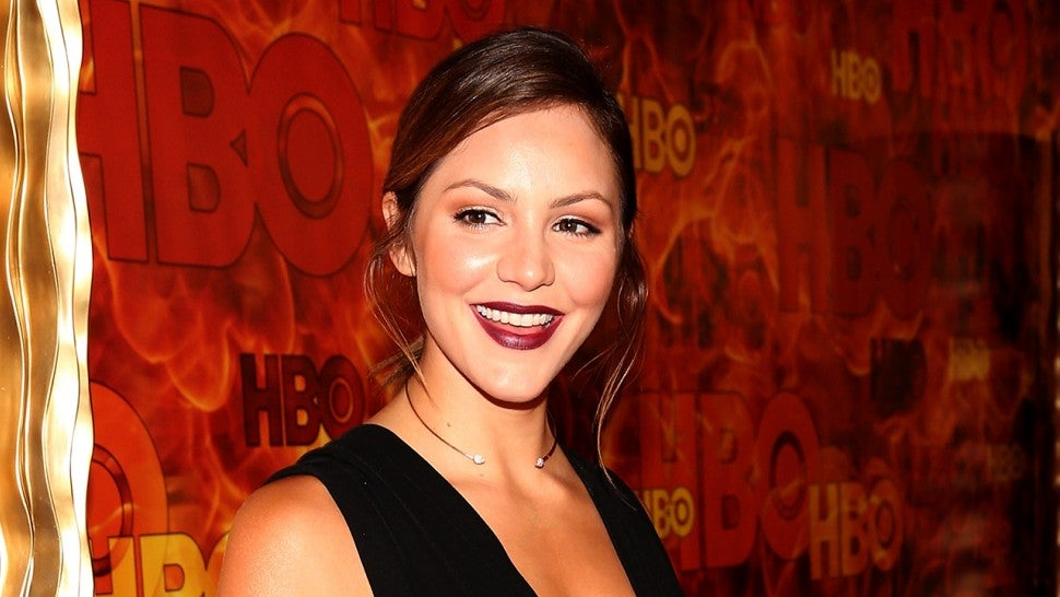 Inside Katharine McPhee's Wild Bachelorette Party: Strippers, Shots and Much More -- Pics!