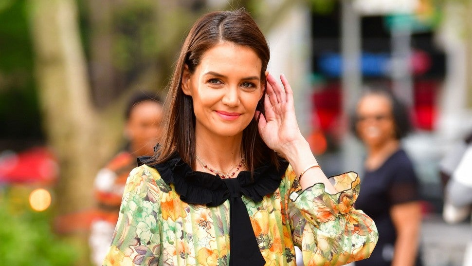Katie Holmes arrives at the American Ballet Theatre 2019 Spring Gala