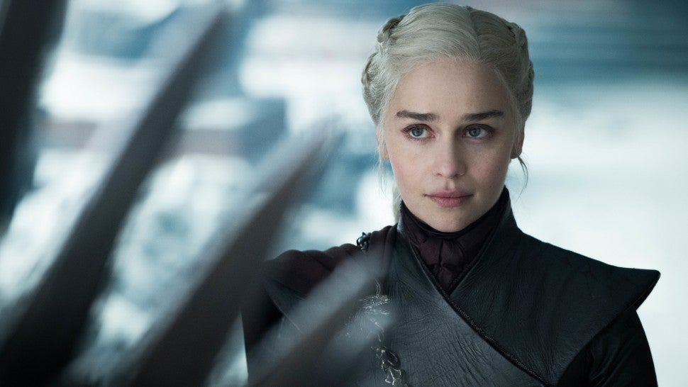 emilia clarke daenerys game of thrones finale