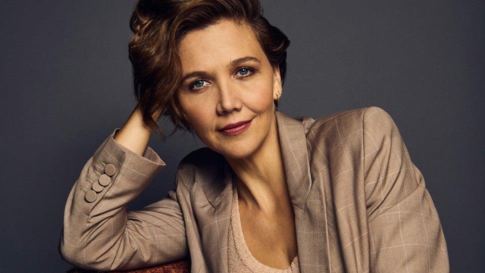 Maggie Gyllenhaal Reveals the Advice Emma Thompson Gave Her on Motherhood (Exclusive)
