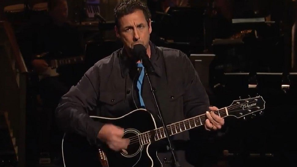 Adam Sandler on 'Saturday Night Live'