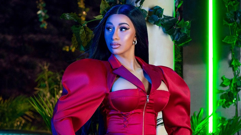 e3f206d2358 Cardi B's New Fashion Collection Has Everything You Need For a Sexy ...