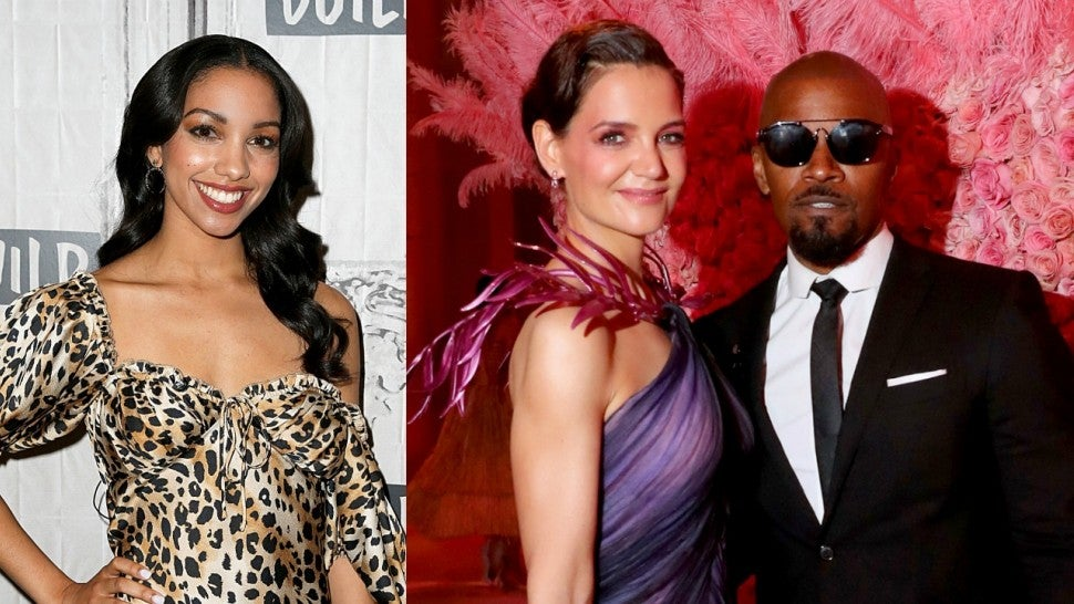 Image result for Jamie Foxx's daughter addresses his relationship with Katie Holmes