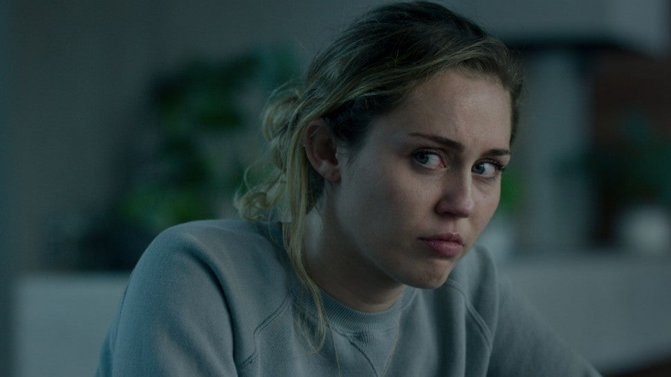 Miley Cyrus Becomes A Robot In Scary New Black Mirror -6971