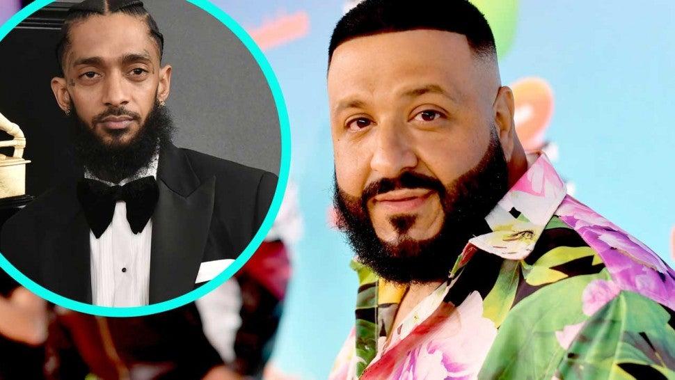 DJ Khaled Honors Nipsey Hussle in New 'Higher' Music Video