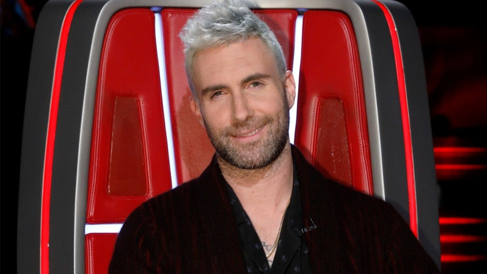 Adam Levine's Bold New Cornrows Will Have You Doing a ...