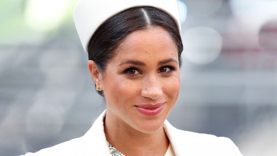 Meghan Markle Lands First Big Job Since Giving Birth to Baby Archie