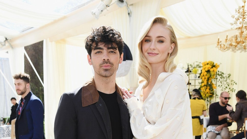 Joe Jonas and Sophie Turner Tie the Knot in Las Vegas After the BBMAs!