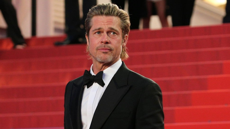 Brad Pitt thinks he's aging out of Hollywood