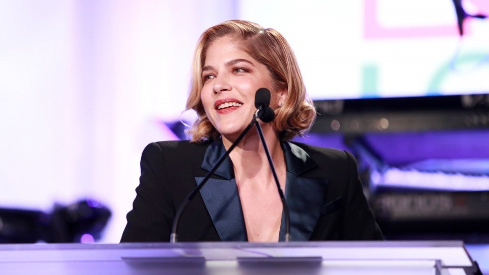 Selma Blair Says Her Dream Is 'to Be a Useful Mom' During Emotional
