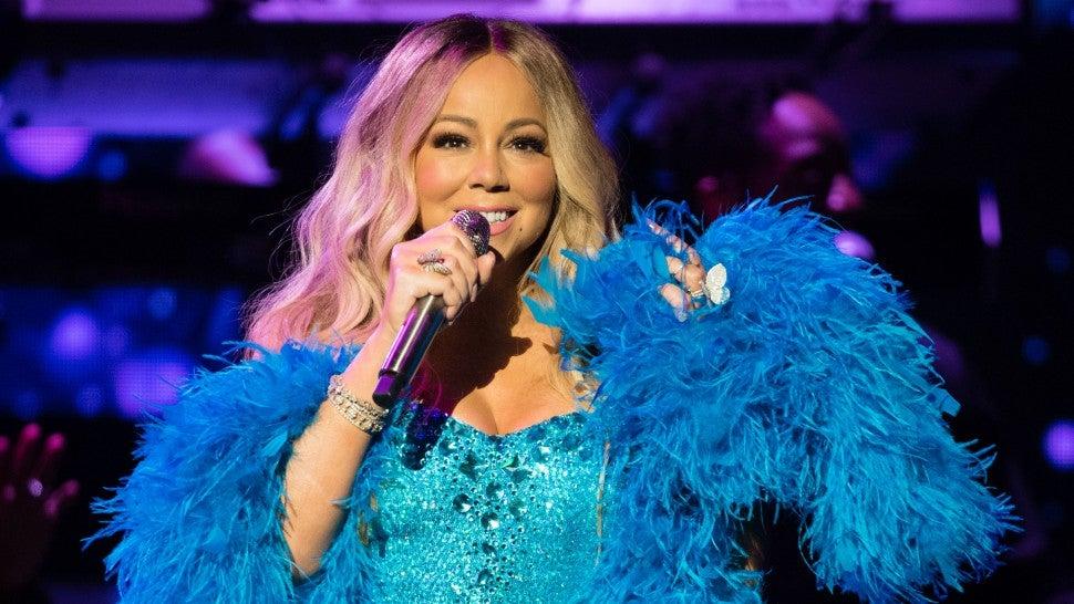 All I Want For Christmas Mariah Carey.Mariah Carey Announces All I Want For Christmas 25th
