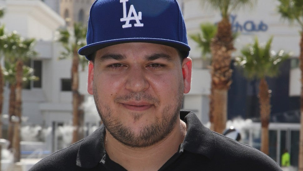 Rob Kardashian Posts Adorable Video Of Daughter Dream
