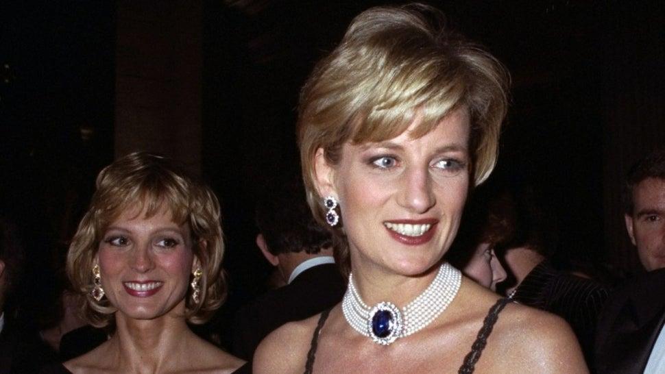 Friday Flashback: See Princess Diana at the 1996 Met Gala