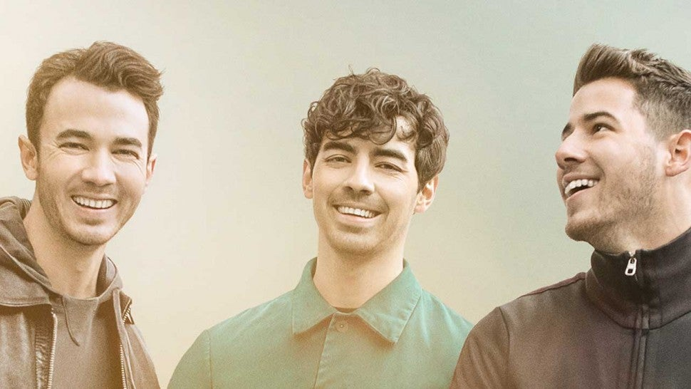Kevin Jonas, Joe Jonas and Nick Jonas
