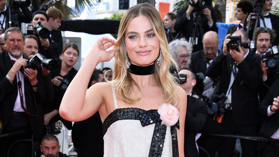 Image result for margot robbie cannes 2019