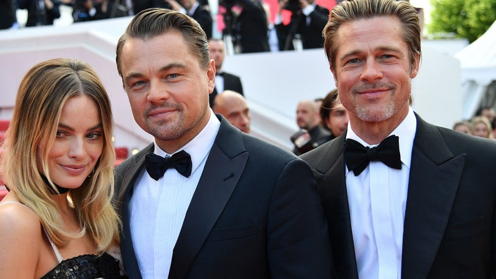 'Once Upon a Time in Hollywood' Cast Brings Star-Powered Glamour to Cannes Film Festival