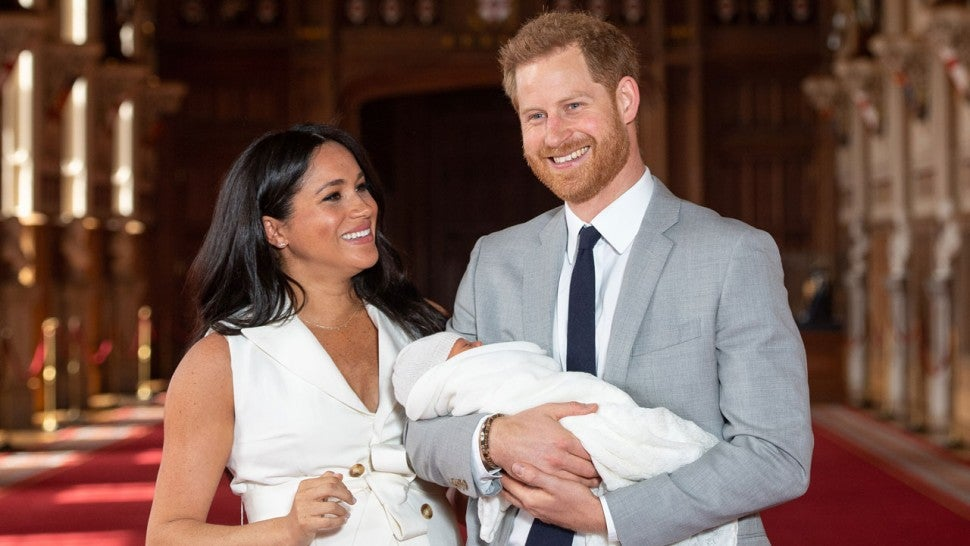 Inside Meghan Markle and Prince Harry's Plans for Baby Archie's Christening