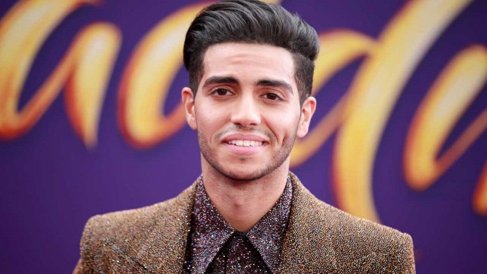 'Aladdin' Star Mena Massoud Reveals He Lived in a Closet Two Years Before Big Break (Exclusive)