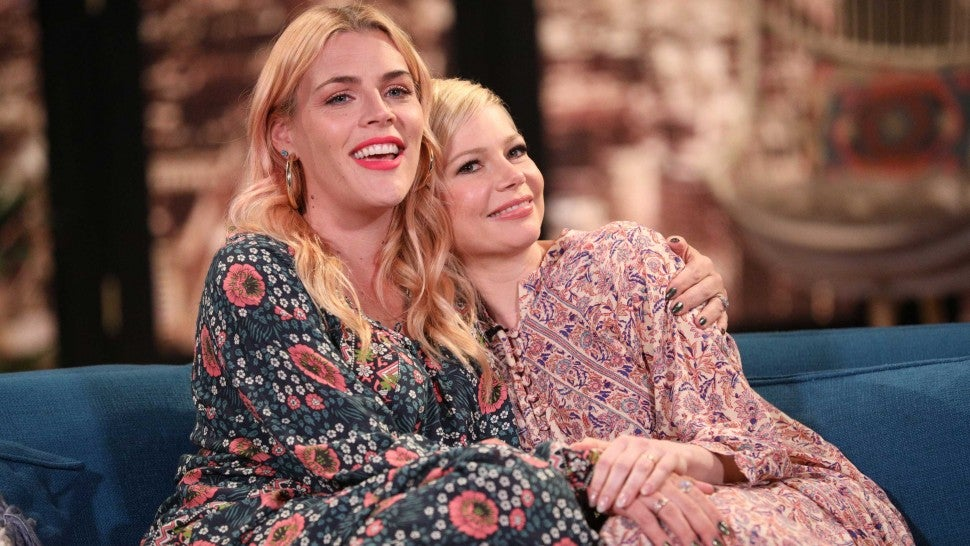 Michelle Williams Makes Busy Philipps Cry With Sweet Toast on Final Episode of 'Busy Tonight'