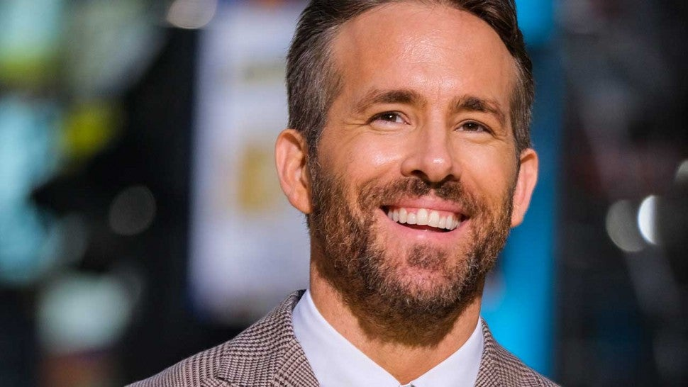 Ryan Reynolds reveals his younger daughter is 'into villains'