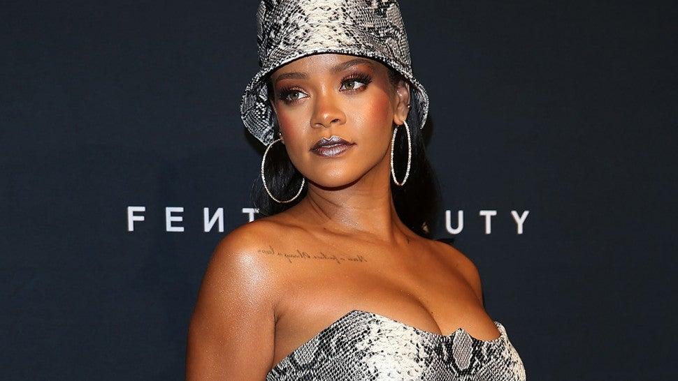 Rihanna to Launch Luxury Fashion Line Fenty