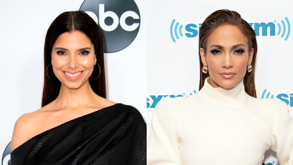 Roselyn Sanchez Jennifer Lopez