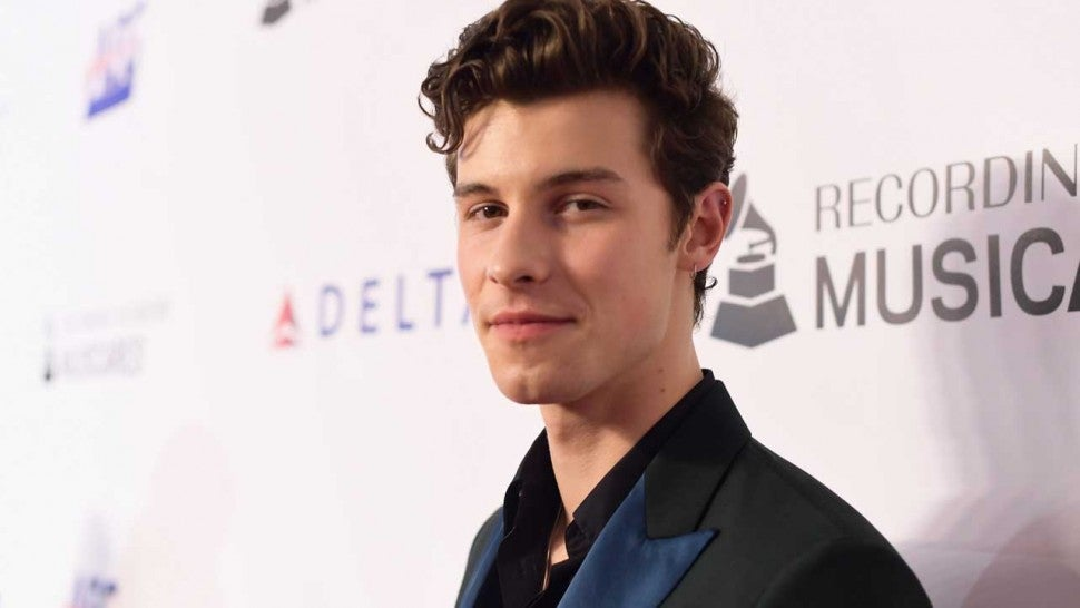 Shawn Mendes & Camila Cabello Look Happy Holding Hands on Shawn's 21st Birthday!