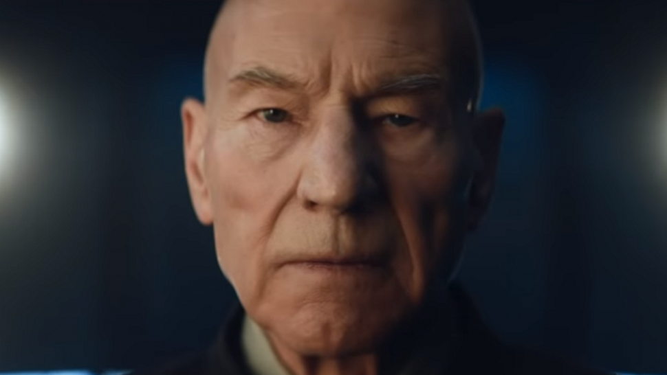 Sir Patrick Stewart returns in 'Star Trek: Picard' first teaser trailer