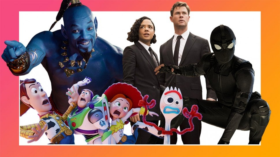 movie 2019 out now Summer Movie Preview 2019 27 Films We Cant Wait To See