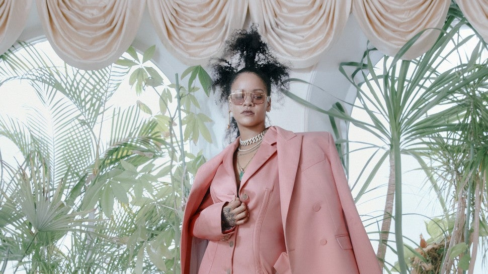 Every look from Rihanna's first Fenty clothing collection