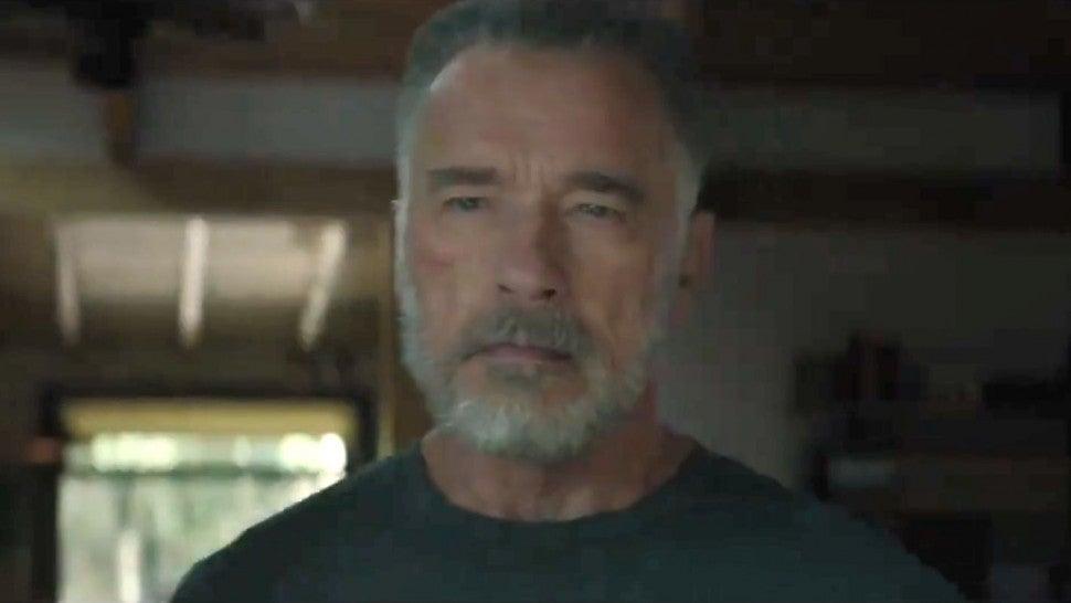 'Terminator: Dark Fate' Trailer Is Here and Arnold Schwarzenegger Is Back