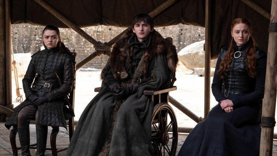 'Game Of Thrones' Finale Broke Ratings Record Set By 'The Sopranos'