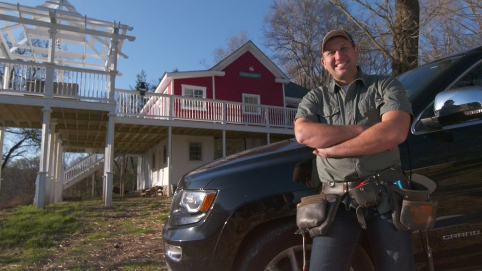 DIY's 'Nashville Flipped' star Troy Dean Shafer dead at 38