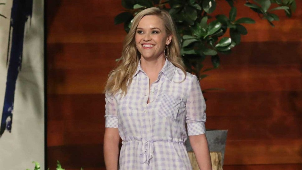 Reese Witherspoon Gives an Update on 'Legally Blonde 3'