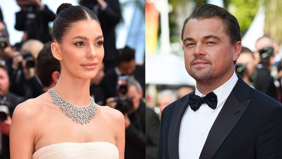 Leonardo DiCaprio's Girlfriend Camila Morrone Shows Support for 'Once Upon a Time in Hollywood' at Cannes